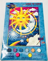 "Paint Works Paint By Number Kit ""9 x 12"" Celestial Color, Dimensions Mod... - $10.88"