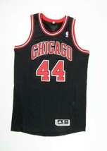 Nikola Mirotic Chicago Bulls Adidas NBA Jersey 2XL Player Pro Cut Black ... - $118.75