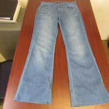 James Jeans Womens Jeans Size 28 Hector Boot Cut 28x30 Hemmed Medium Was... - $19.95