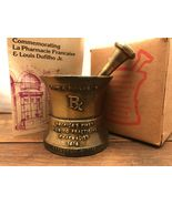 1977 Collectible Mini Mortar & Pestle First Licensed Practicing Pharmacist - $12.99