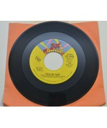 """ELO Hold On Tight / when Time Stood Still 45 RPM 7"""" Vinyl Record 1981 JET - £4.50 GBP"""