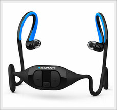 Original BLAUPUNKT BPA-4005 Stereo Bluetooth Earphones Wearable Audio image 2