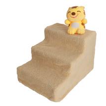 Soft Portable Pet Stairs & Ramp Cat Step 3 Step Small Climb Dog Ladder B... - $26.89