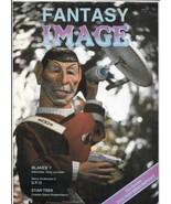 Fantasy Image Magazine #2 British Star Trek/Blakes's 7/Doctor Who/UFO 19... - $7.84
