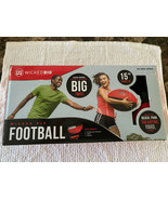 Wicked Big Sports Football-Supersized Football Outdoor Sport Tailgate Ba... - $24.74