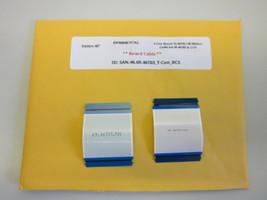 """Sanyo 46"""" DP46840 N7AL T-Con Board 55.46T03.C40 Ribbon Cable Set 69.46T0... - $14.95"""