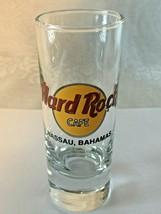 "Hard Rock Cafe Nassau - 4"" Shot Glass - Collector's Item! Save The Planet - $5.95"