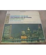 Rhapsody In Blue Gershwin Columbia P2S 5154 Stereo SEALED LP 360 Ltd Edi... - $24.99
