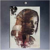 "The last of us poster Wall Painting picture leaf Home Decorative Art 16X24"" - $29.69"