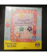Creativity For Kids Magnetic Memo Board Kit - $17.81