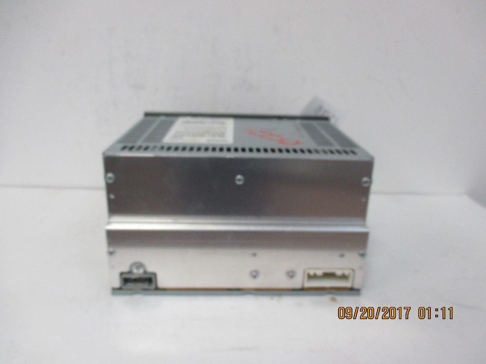 2011-12 Nissan Versa CD Radio w/Aux 28185-3AN0A