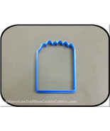 """4"""" Box of Crayons 3D Printed Cookie Cutter #P8116 - $3.00"""