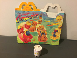 1987 McDonald's McDonalds Changeables Happy Meal 1 box & 1 transformers... - $34.98