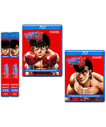 Hajime no Ippo Fighting Spirit Series Bluray Collection Blu-ray 1-76 ENG... - $127.99