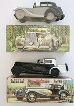 Vintage Lot  AVON Bugatti '27 & AVON Rolls-Royce After Shave Decanters -... - $14.84