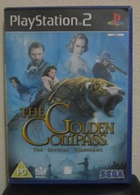THE GOLDEN COMPASS (PS2)  - $11.00