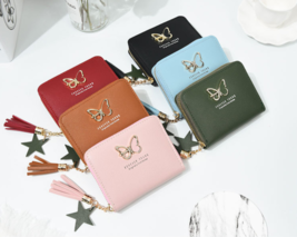 Butterfly small purse - $1.34