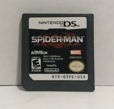 Spiderman Shattered Dimensions Nintendo DS - $12.50