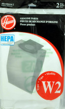 Hoover WindTunnel W2 Vacuum Cleaner Bags H-401080W2 - $18.81