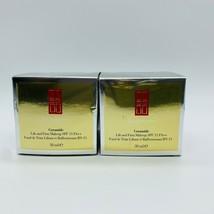 Elizabeth Arden Ceramide Lift & Firm Makeup Lot of 2, Cognac 11 - $17.06