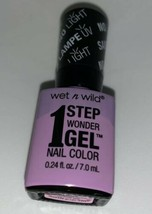 Wet n Wild 1 Step Wonder Gel Nail Color #703A Don't Be Jelly IB: #411 - $11.71