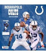 NFL Wall Calendars-NFL-I Colts - $20.59