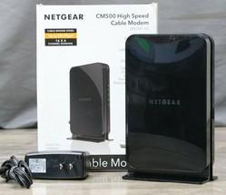 NETGEAR CM500-100NAR DOCSIS 3.0 Cable Modem - $24.74