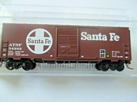 Micro-Trains # 07300560 Atchison, Topeka & Santa Fe 40' Standard Box Car N-Scale image 1