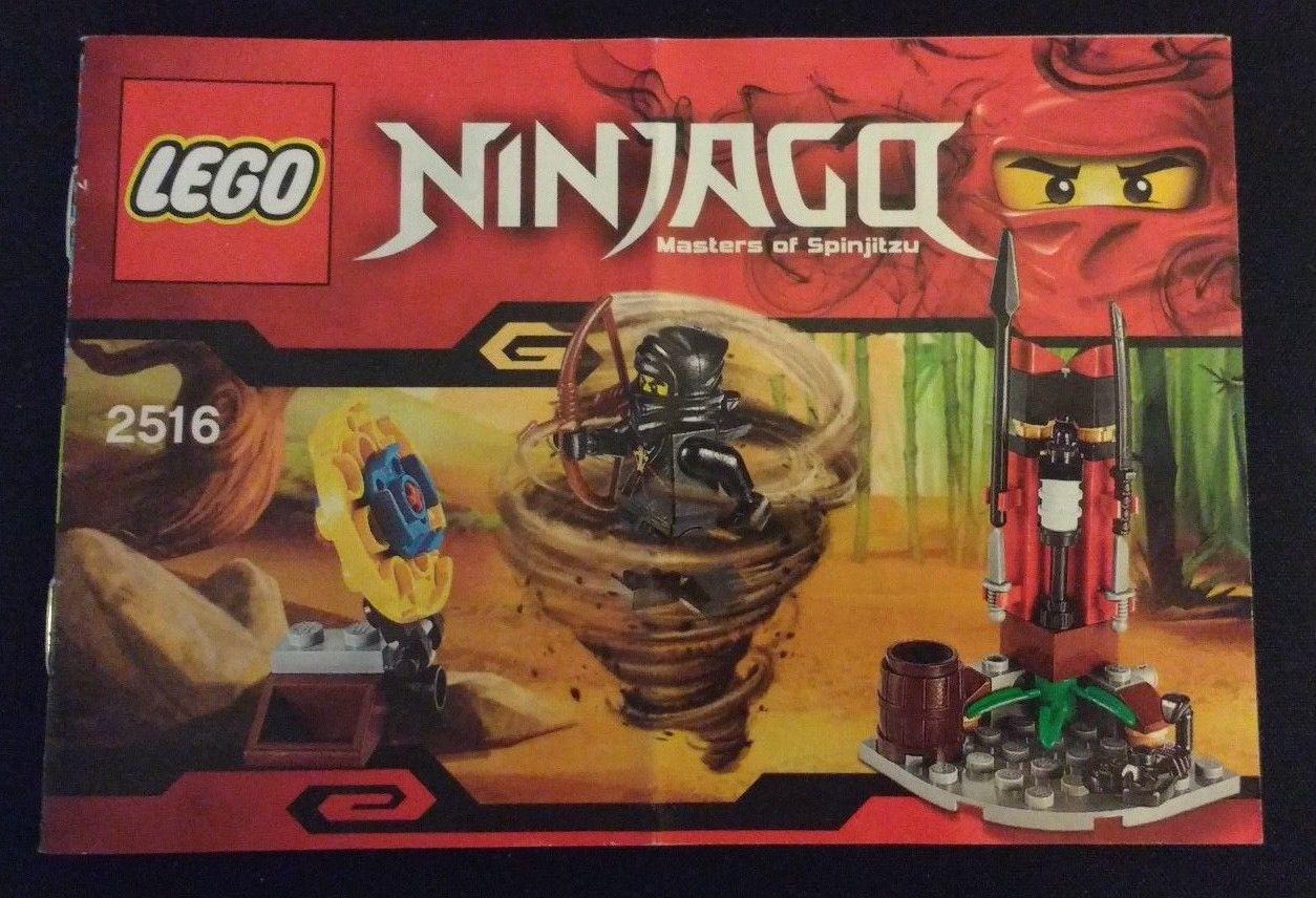 2011 Lego Ninjago Ninja Training Outpost And 40 Similar Items