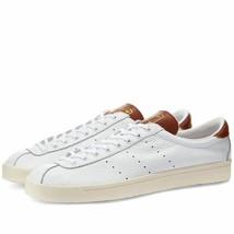 Adidas Originaux Lacombe Blanc/Séquoia Baskets Cuir - $159.64