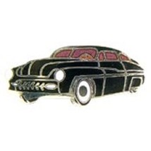 Mercury 1950 Black Low Rider Car Emblem Pin Pinback - $7.91