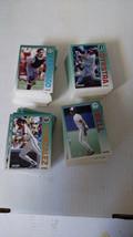 1992 FLEER BASEBALL COMPLETE CARD SET - MLB - $9.45