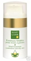 Mary Cohr Vital Essences Cream - Oily  Combination - $76.50