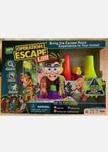Ultimate Operation Escape Room Game, Spy Code SEALED - $24.74