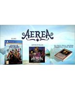 Aerea Collector's Edition PS4 Playstation + Soundtrack + 25 Trading Card... - $69.99