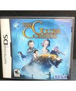 Nintendo DS 2007 The Golden Compass CASE and MANUAL ONLY NO GAME - $5.91