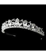 Austrian Crystal Rhinestone Royal Princess Wedding Bridal Prom Tiara Hea... - $109.20