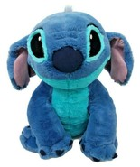 "Disney Parks Stitch Large 16"" Plush Toy Authentic Disneyland World Blue ... - $29.47"
