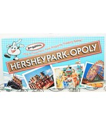 HERSHEYPARK-OPOLY THE AMUSEMENT PARK PROPERTY F... - $89.94