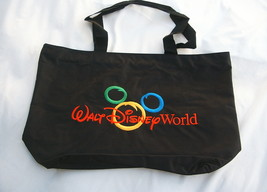 NWOT/WALT Disney WORLD/DISNEY PARKS/MICKEY/NYLON/TOTE Bag - $25.00