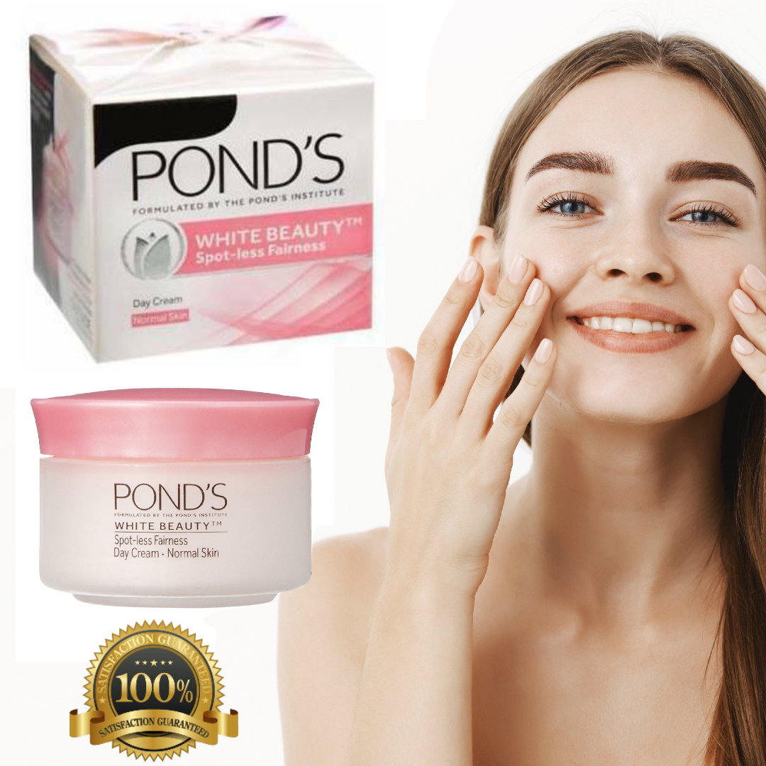 Primary image for POND'S Whitening Beauty Dark Spot Less Skin Cream for Women 23g 100% Original