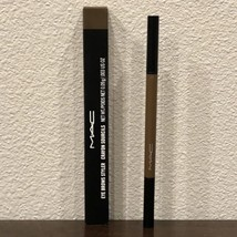 MAC Eye Brow Styler Lingering NEW 2018 Spoolie Brow Brush End AUTHENTIC ... - $21.28