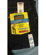 VTG Wrangler Stretch Denim Cowboy Cut Jeans  40 x 30 - 947STR - Reg. Fit... - $39.97