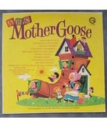 ABC Mother Goose Alphabet Children's Learning Vintage LP Record Album Ra... - $19.79