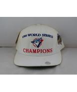 Toronto Blue Jays Hat (VTG) - 1993 World Series Champs by Starter-Adult ... - $75.00