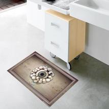 PAG 3D Bathroom Anti Slip Eyeball Pattern Floor Sticker Waterproof Washa... - $33.76