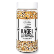 2 Pack Original Everything Bagel Sesame Seasoning Blend With Sea Salt, Garlic &  - $19.99