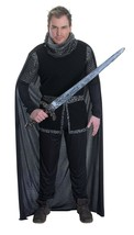 "SHERIFF OF NOTTINGHAM, (ROBIN HOOD) FANCY DRESS COSTUME, CHEST SIZE 44"" #AU - $50.71"