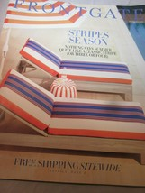 Frontgate Catalog June 2018 Stripes Season Nothing Says Summer like a Cl... - $9.99
