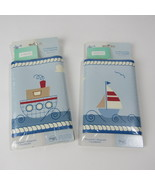 Springmaid Baby Boy Room Wall Border Child Nautical Boat Neighborhood Nu... - $28.04